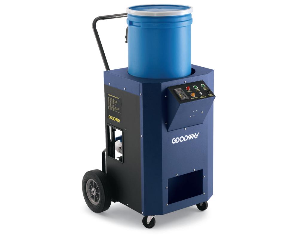 Kimyasal Temizlik Makineleri